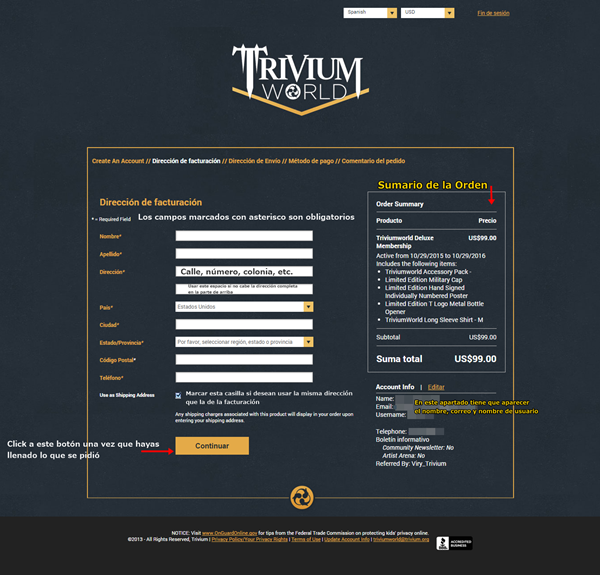 Triviumworld IV s