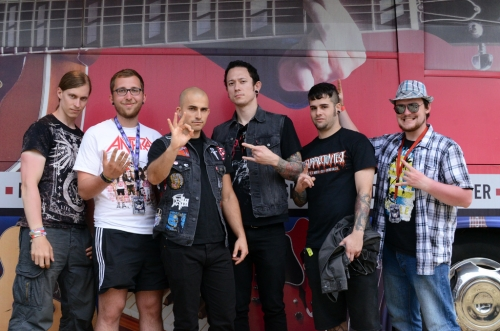 [video] Entrevista con Paolo desde Wacken Open Air 2013