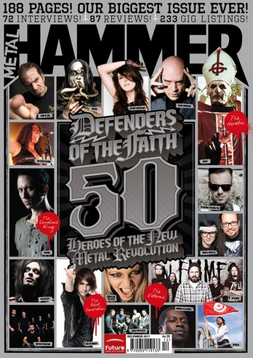 Metal Hammer: 50 Defenders Of The Faith