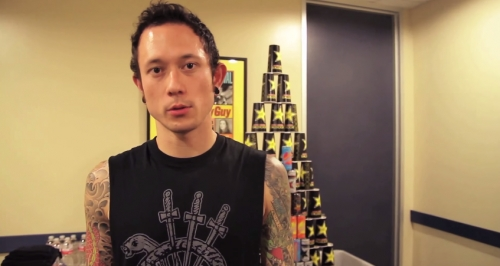 [video] Trivium mencionados en el documental de Korn del Mayhem Festival 2014