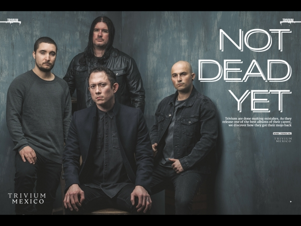 Matt habla sobre el significado de What The Dead Men Say y más [Metal Hammer magazine]
