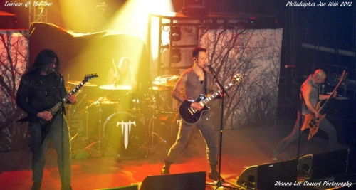 Trivium, by  Shanna Lee Concert Photography