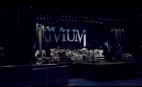 "Trivium estrena video para ""Through Blood And Dirt And Bone"""