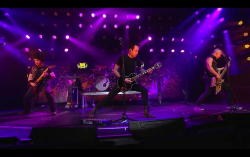 Trivium @ Revolver Golden Gods Awards 2012 [full-video & fotos]