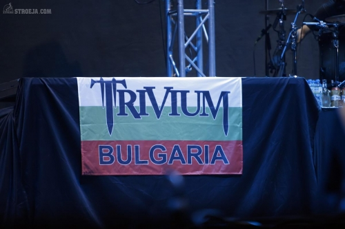 Trivium @ Sofia Rocks Festival [photos & videos]
