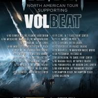 Trivium & Volbeat de gira