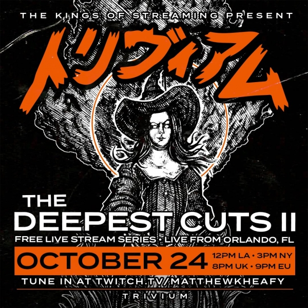 """The Deepest Cuts II"" + últimas noticias de Trivium"