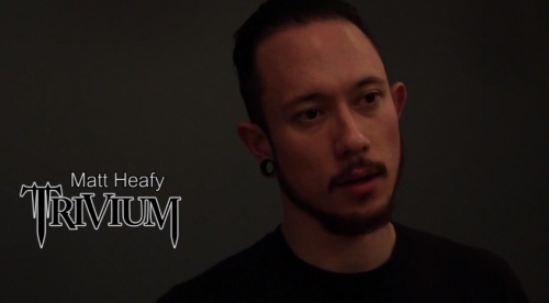[video] Gothenburg Sound Festival - Matt Heafy (Part 4)