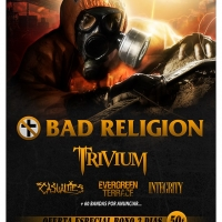 Trivium confirmados para el Resurrection Fest 2013 (Espaa)