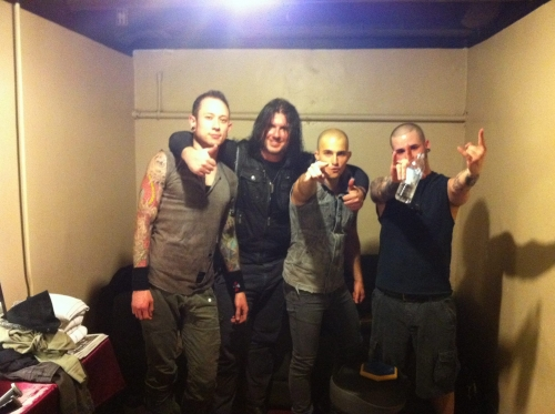 Trivium, In Flames, Veil Of Maya, Kyng (USA 2012)