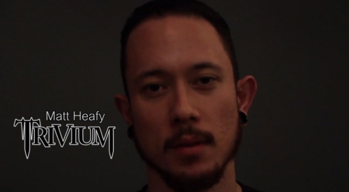 [video] Gothenburg Sound Festival - Matt Heafy (Part 1)