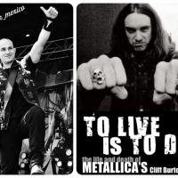 """Declaración de Paolo sobre Cliff Burton en el libro """"To Live Is To Die"""""""