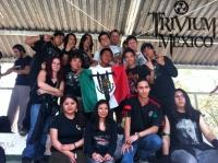 ¡Trivium México, campeón en el torneo de Fútbol Metalero!