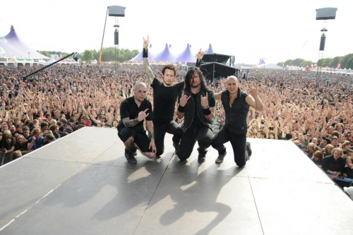 Trivium @ Graspop Metal Meeting [full show video & photos]