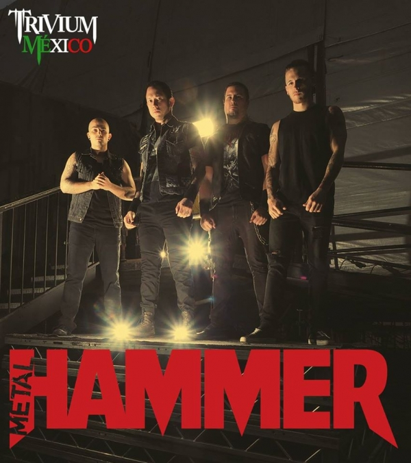 "Trivium habla sobre ""Silence In The Snow"" [scans de Metal Hammer]"