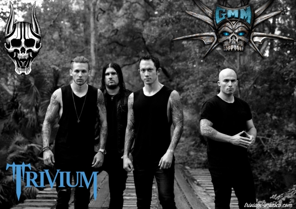 Trivium en Graspop Metal Meeting 2016