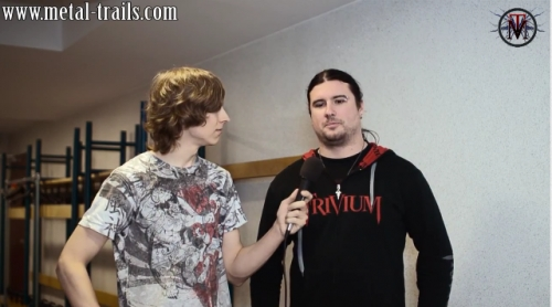 [video] Entrevista de Corey con Metal-Trails