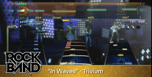 ¡Trivium, Dream Theater & Opeth en Rock Band!