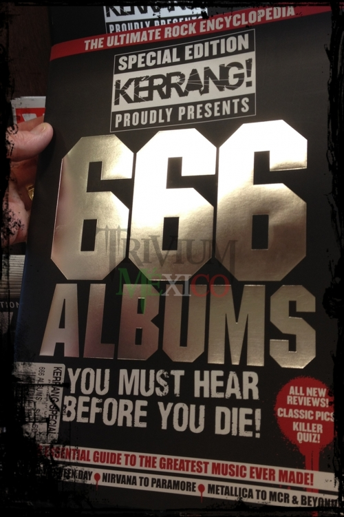 "Kerrang! – ""666 Albums You Must Hear Before You Die"": ""Ascendancy"""