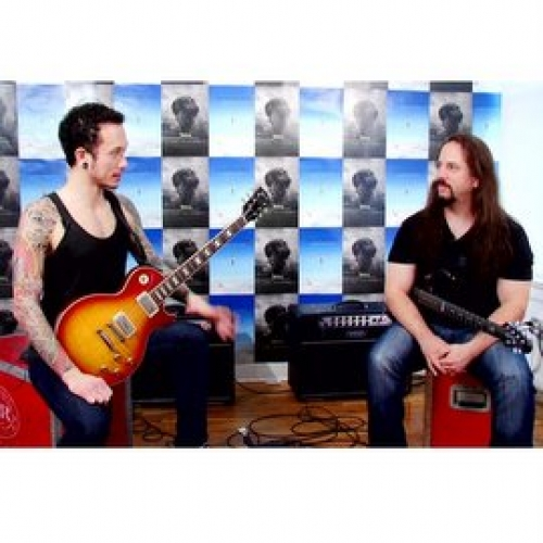 [video] Matt Heafy & John Petrucci, Pt. 3