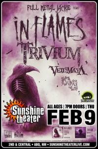 Bomb threat after Trivium show - Amenaza de bomba luego del show de Trivium