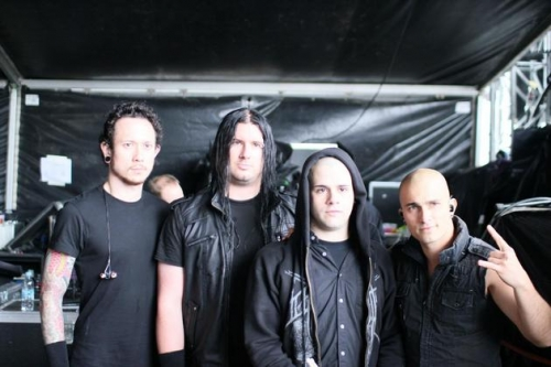 TOUR POR EUROPA EN OTOÑO /  TRIVIUM TO HEADLINE EUROPE AUTUMN 2012